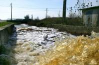 Environnement pollution eau rivièreb0