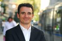Eric Piolle, maire de Grenoble