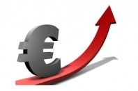 Montée du cours de l'euro