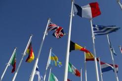 Drapeaux  pays europeen