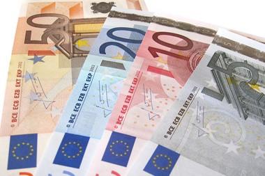 Billets de 5 à 50 euros