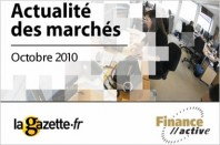 Finance Active La Gazette, octobre 2010