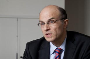Emmanuel Fruchard, conseiller municipal (PS) de Saint-Germain-en-Laye