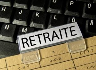 retraite (retrait, assurance)
