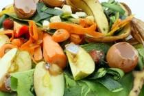 Déchets ménagers pour compost