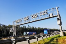 german autobahn toll bridge