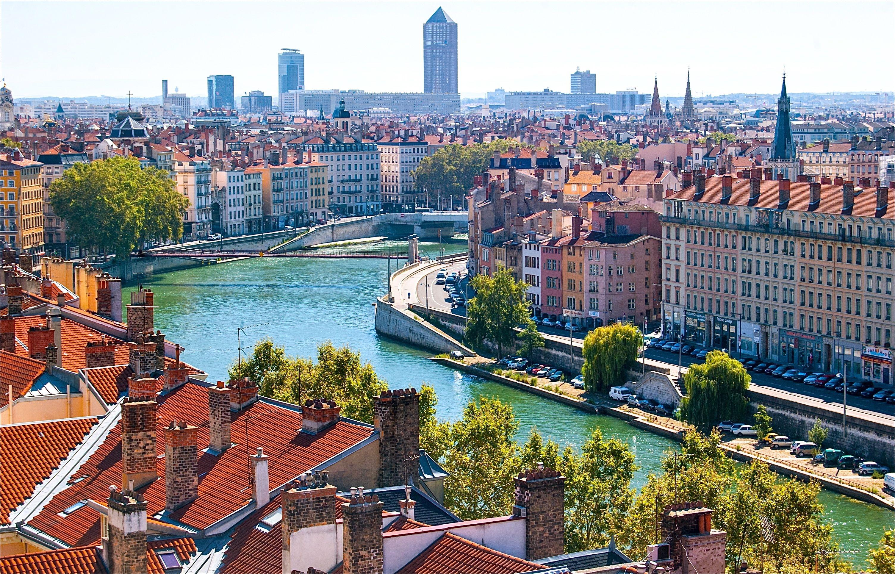 Aménagements urbains : ruée vers le fleuve dans les métropoles
