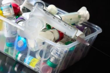 déchets médicaux ,recyclage,pollution