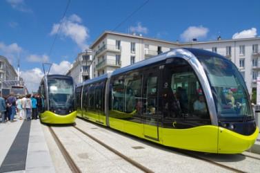 Tram de Brest