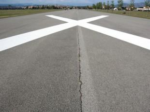 piste d'atterrissage