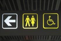 signalisation toilettes