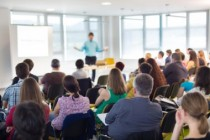 Speaker at Business convention and Presentation