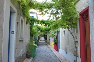 Petite rue parisienne