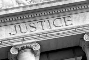 Justice sign