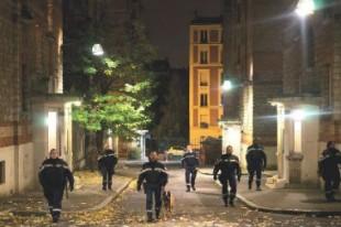 GPIS patrouille HLM nuit