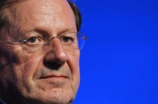 Hervé Novelli, président de l'Association des élus régionaux de France et secrétaire général adjoint de l'UMP