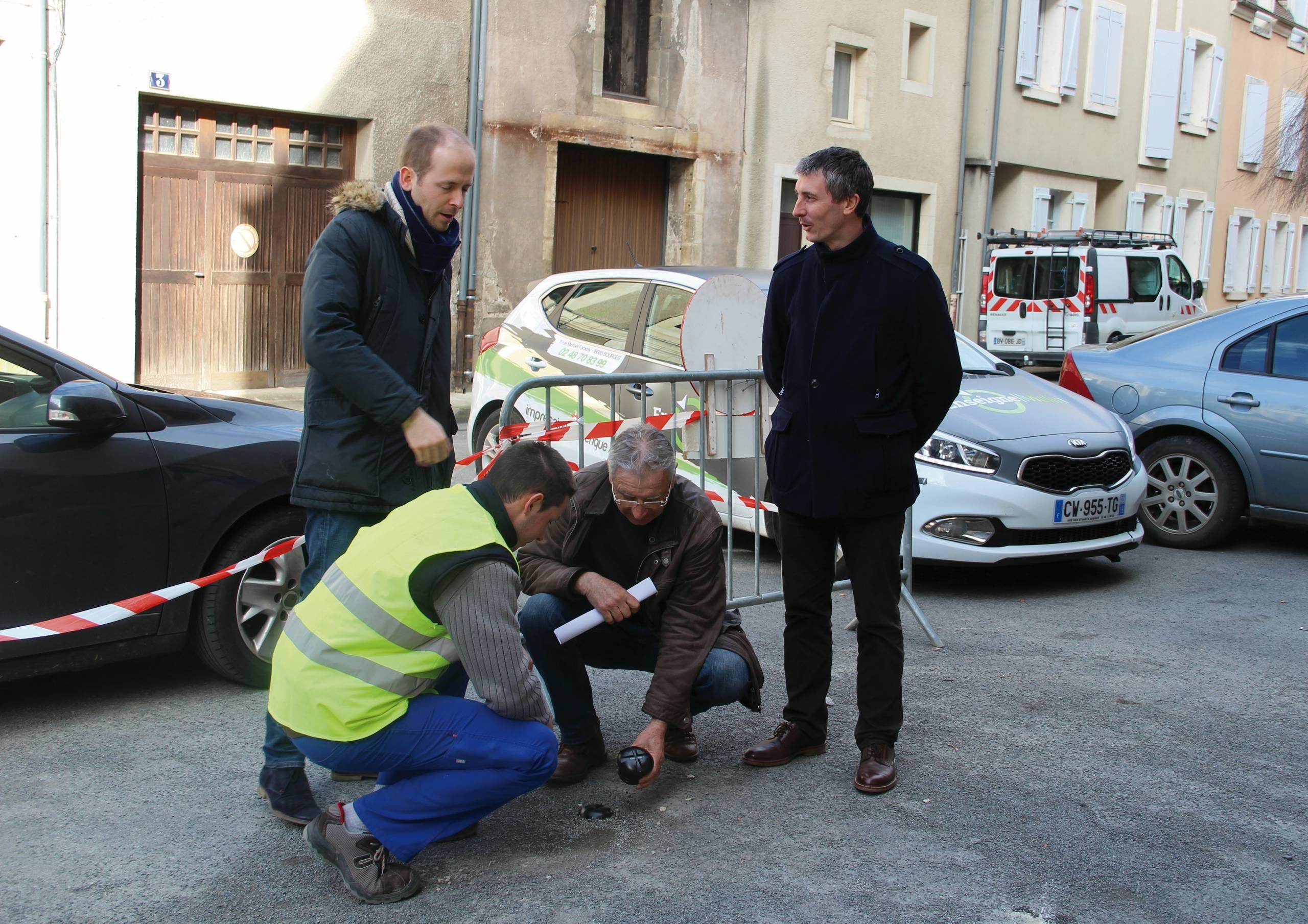 Des capteurs « minute » pour éviter les voitures ventouses dans le centre-ville