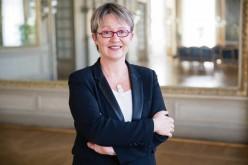 Nathalie Appéré, maire de Rennes