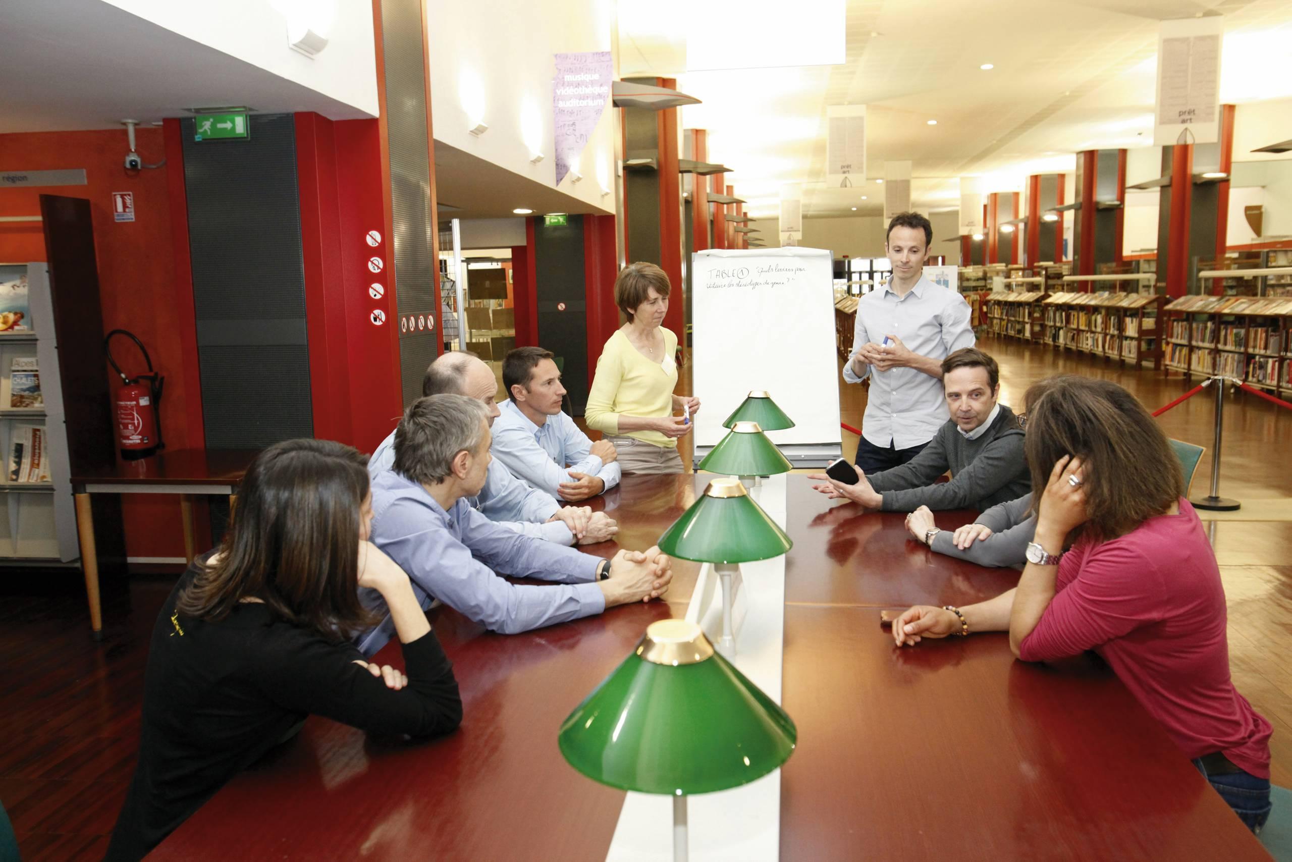 Epauler les cadres via des écoles internes de management