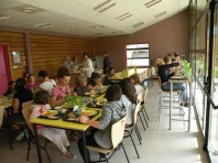 Les restaurants collectifs de Charleville-Mézières s'approvisionnent à 15 % en produits bios et locaux.