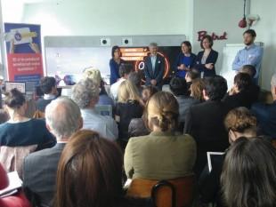 Lors d'une réunion organisée par la société Verteego, l'EPT Pold a présenté les enjeux du numérique pour le développement économique des collectivités.