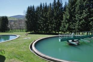 """l'usine de traitement d'eau potable d'Annonay, """"les Filtres du Ternay"""""""