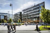 Le Lindholmen science park a été créé il y a vingtans en réunissant collectivités, industries et universités autour de trois axes stratégiques : transports, médias et numérique.