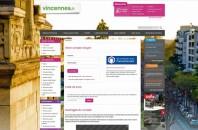 En cliquant sur le bouton FranceConnect du portail de leur ville, les habitants de Vincennes s'identifient une seule fois et ont accès à diverses fonctionnalités.