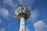 La région récupère d'anciens points hauts en technologie Wimax dont elle change les équipements actifs.