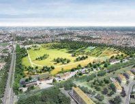 A Rouen, sur un ancien champ de courses de 28 hectares, la métropole fait aménager un grand parc urbain. Le projet a été retouché pour mieux prendre en compte les attentes des jeunes filles.