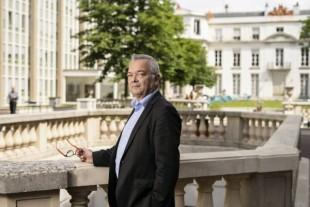 Eric Humler, directeur adjoint scientifique chargé du domaine Terre solide de l'INSU-CNRS.
