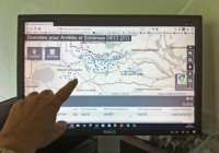 Sur le portail du groupement d'intérêt public, les données (tels les points d'eau incendie) sont cartographiées, ce qui aide à rédiger les arrêtés.