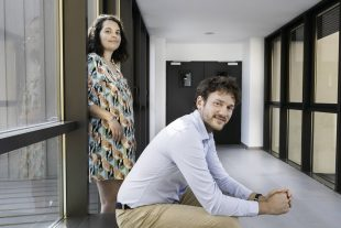Emmanuel GOUBET et Aline DANIEL, cellule juridique, Centre de Gestion de la Fonction Publique Territoriale de la Gironde.