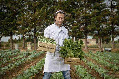 Lionel SENPAU, Chef de cuisine Responsable du service restauration Ville de MANDUEL (30)