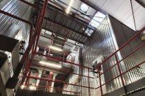 Les fours du centre de valorisation énergétique du Smitom génèrent de la vapeur ensuite redirigée vers deux usines qui l'utilisent.