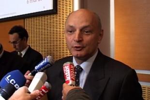 Didier Migaud, le 6 mai 2010