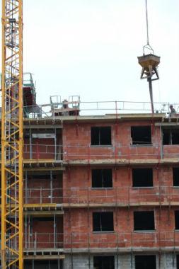 Immeuble en construction_