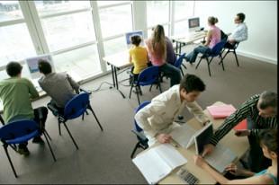 Cours d'informatique au collège