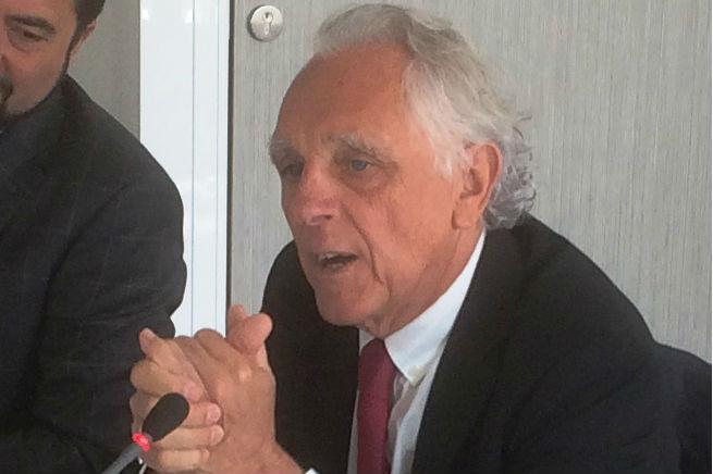 Jacques Chiron, président de la Fédération des EPL