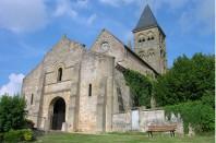 Eglise de Menoux