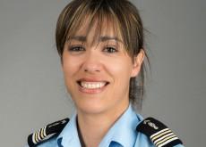 Karine Lejeune porte parole gendarmerie 2016