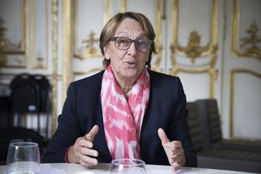 Marylise Lebranchu, Ministre de la Decentralisation et de la Fonction publique.