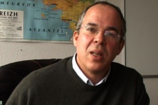Renaud Layadi est chargé de mission aux réseaux internationaux au sein de la Région Bretagne