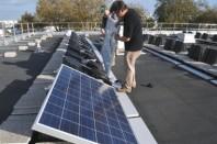 Panneaux solaire de kermelo