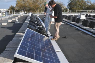 Photovoltaïque : l'autoconsommation d'électricité gagne du terrain