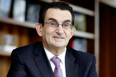 Gérard Miquel, sénateur (PS) du Lot, président du Conseil national des déchets, vice-président du Syded du Lot, syndicat mixte en charge du traitement des déchets.