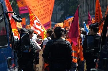 Manifestation greve