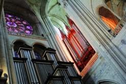 l'orgue Merklin de la Collégiale Notre-Dame