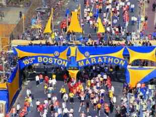 Marathon BOston