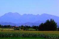 Le massif de Tabe, en Ariège
